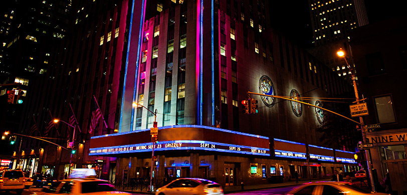 Seating Chart Radio City Music Hall Vivid Seats